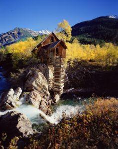 Crystal Mill Colorado